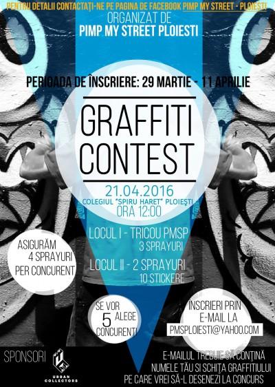 Graffiti Contest Ploiesti