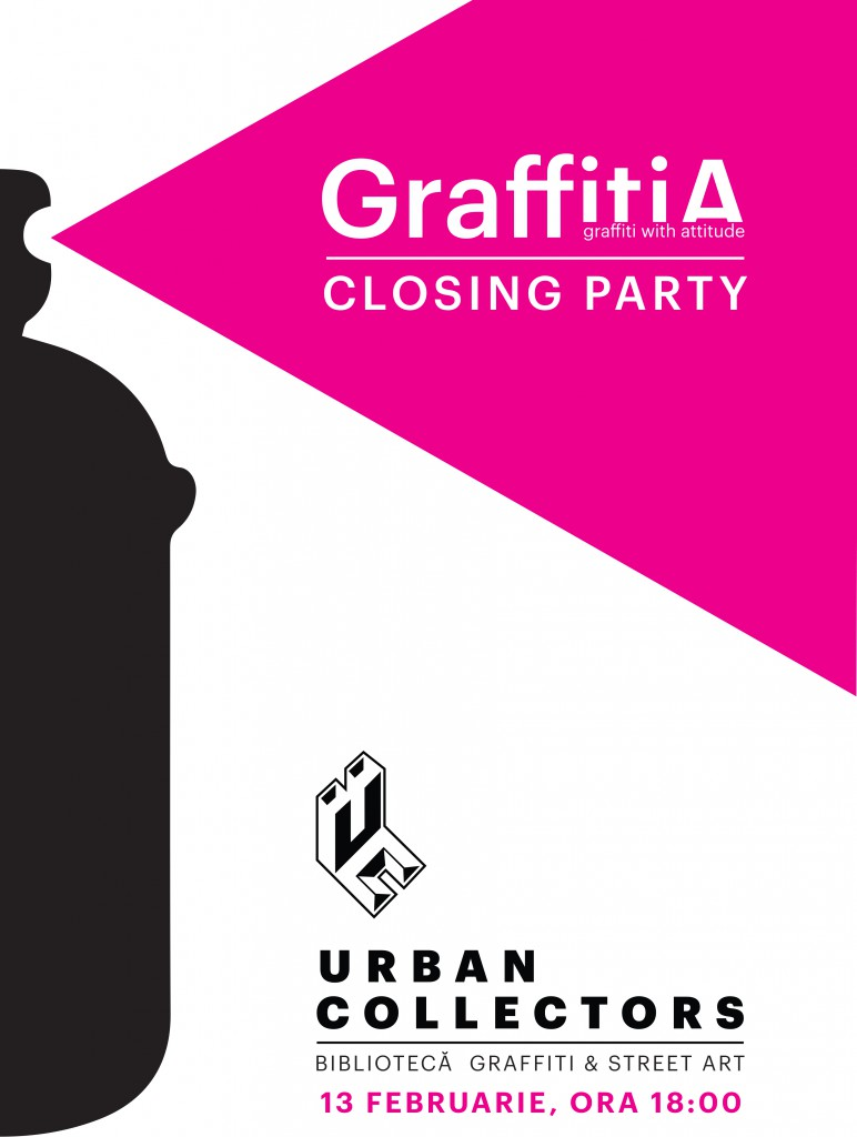 GraffitiA Closing Party
