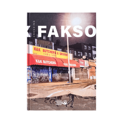 Alex Fakso – Crossing – Wholetrain Press