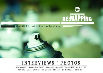 Re:mapping – Graffiti & Street Art on the Local Map
