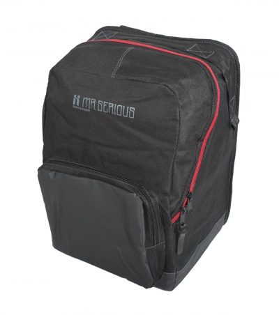 Mr Serious Metro backpack black