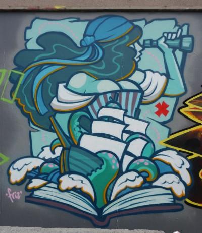 60 Women in street art