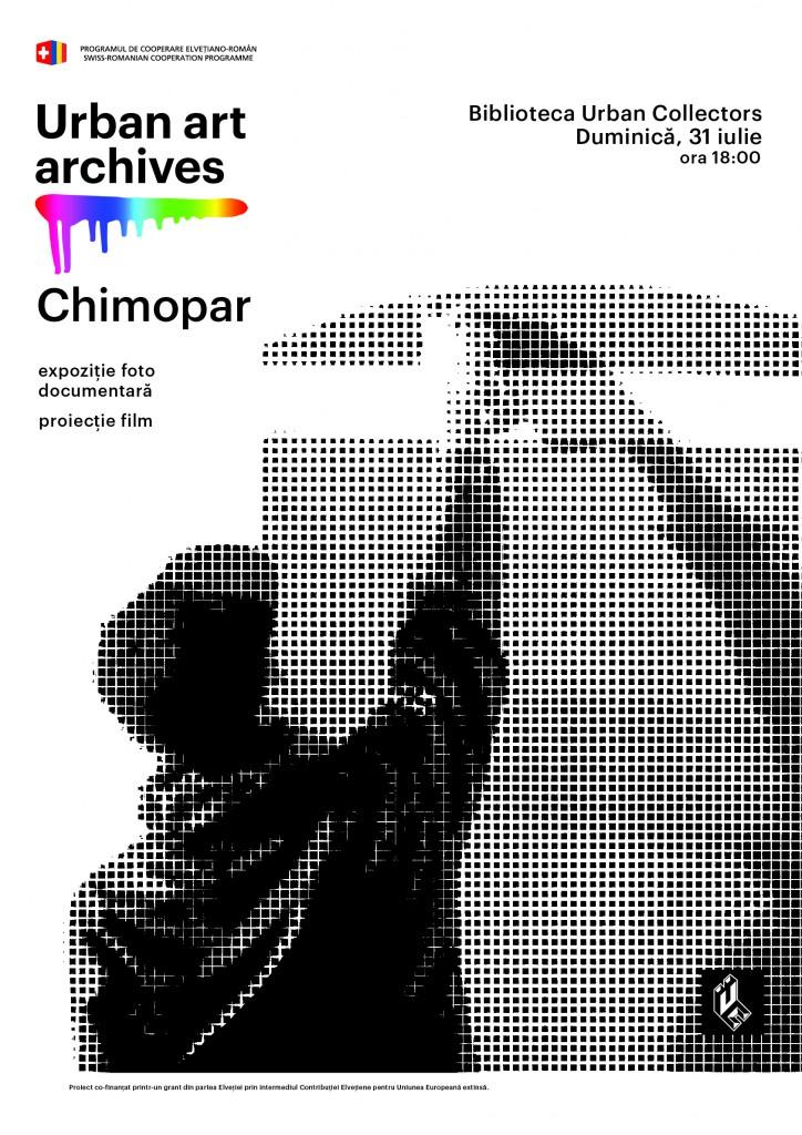 Chimopar: Urban Art Archives