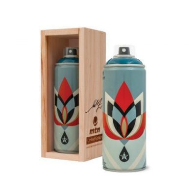 MTN94 Limited Edition Shepard Fairey Lotus