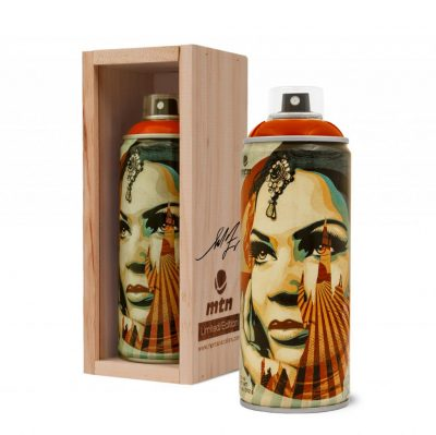 MTN94 Limited Edition Shepard Fairey Target Exception
