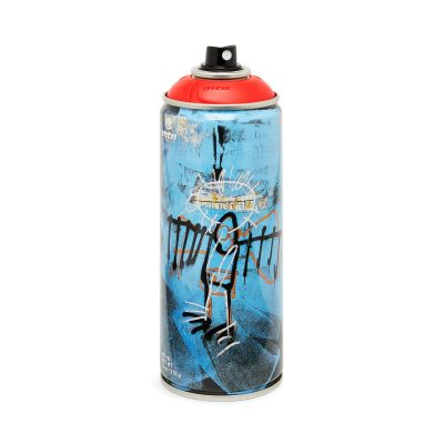 MTN94 Limited Jean-Michel Basquiat Red