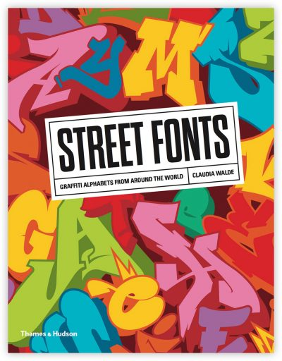 Street Fonts – Softcover