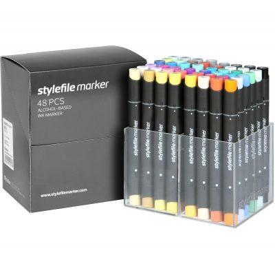 Stylefile Marker 48 pcs Main A