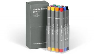 Stylefile Marker All Round 12 pcs Main A
