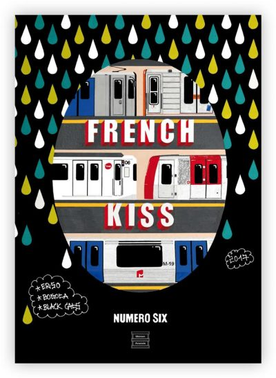 French Kiss #6 magazine